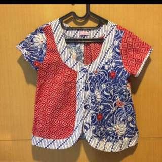 Baju Batik Miss Monik