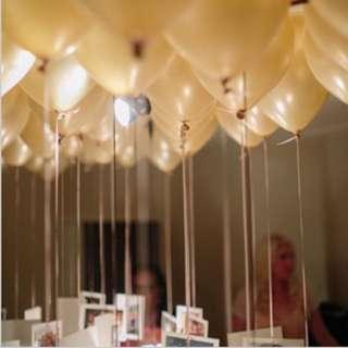 Surprise Balloon & Photos Set Up