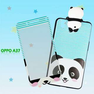 New panda manjat plus tempered glass oppo a37 neo 9
