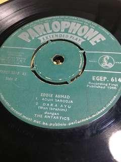 """EDDIE AHMAD EP 7"""" VINYL SINGLES"""