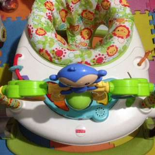 Jumperoo Preloved