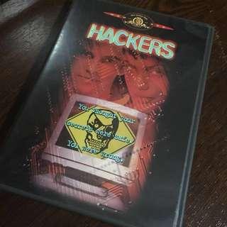 HACKERS • DVD