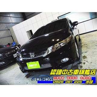 2012年 本田喜美 1.8 黑