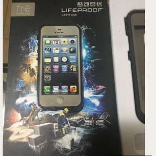 lifeproof case (waterproof) for iphone 5s