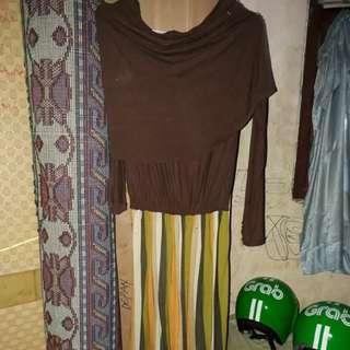 Gamis hoodie