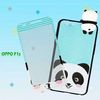 New panda manjat plus tempred glass for oppo a37 neo 9