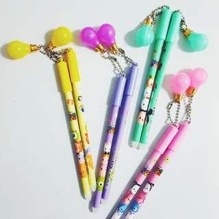 Disney Tsum Tsum Frixion Pen