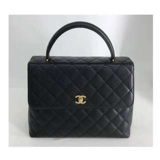Authentic Chanel Kelly Jumbo Flap Bag