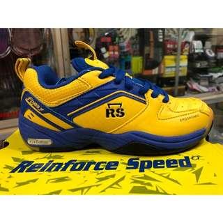 Sepatu Badminton Anak RS Jeffer JF 883 Junior Original