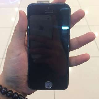 iPhone 5 16gb Black