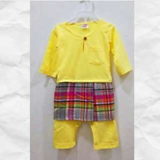 BN 3-6m Yellow Baby Melany Jumper