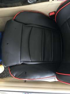 BMW leather seat cover (customise)