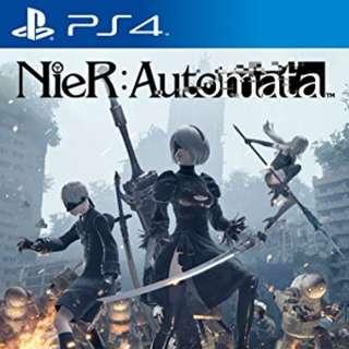 PS4 Neir Automata