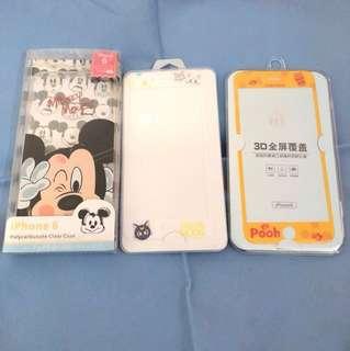 iPhone 6s Plus 保護套和保護貼