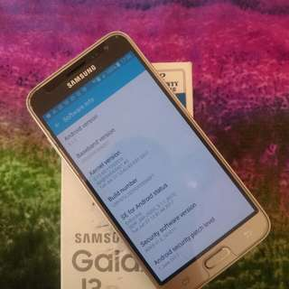 SAMSUNG J3 2016 for sell