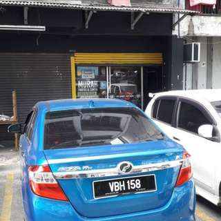 Perodua Bezza for rent shah alam