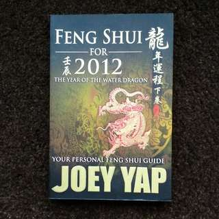 Feng Shui For 2012 - The Year of The Water Dragon