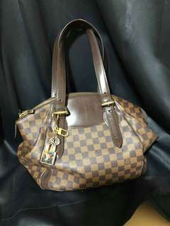 Authentic LV VERONA GM with LV Chain