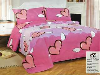Bedsheet 4 in 1
