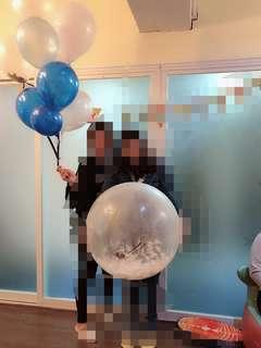 Party 用氦氣