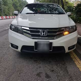 2012 Honda City 1.5E Facelift Full Spec