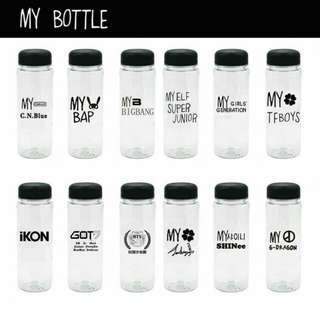 KPOP BOTTLE