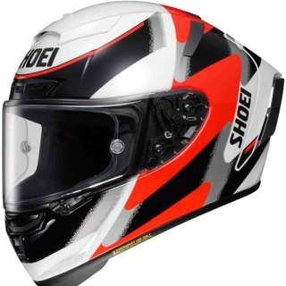 Shoei X-14 Rainey & Lawson TC-1