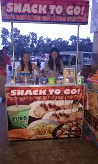 Snack To Go Foodcart