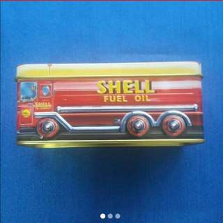 SHELL EMPTY TIN