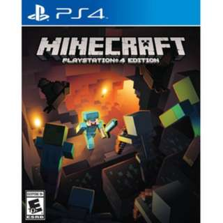 PS4 Minecraft DIGITAL