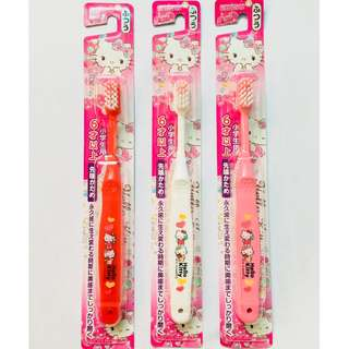 Japan Ebisu Sanrio Hello Kitty Toothbrush (6 years+)
