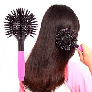 Beauty Tools 3D Bomb Curl Brush