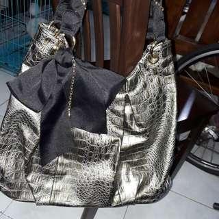 Gianni Binni shoulder bag