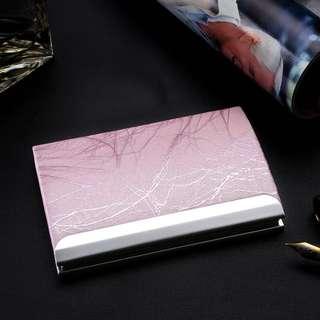 氣質弧形卡片盒