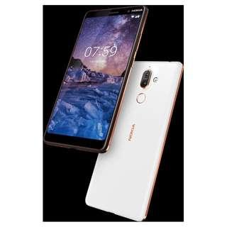 全新 Nokia 7 Plus 4G 6G 64G