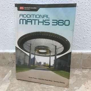 Additional Math Textbook