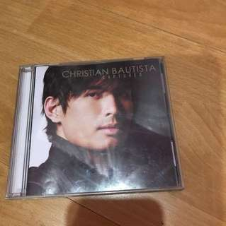 Christian Bautista Captured CD