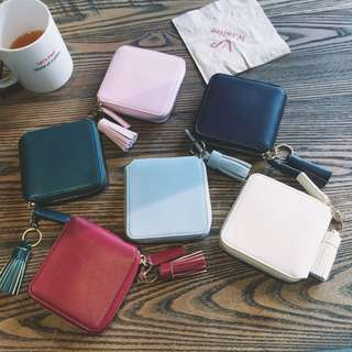 [Instocks] Tassel Wallet