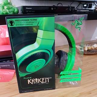 Razer Kraken Pro Analog Gaming Headset
