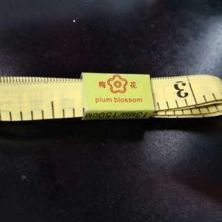 Giveaway 150cm measuring tape