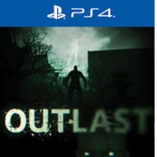 PS4 Outlast DIGITAL
