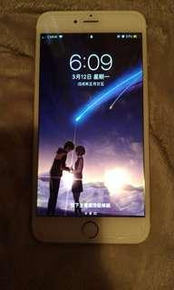 ⭐️I phone 6 plus gold 64gb連盒⭐️