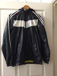 Adidas Hooded Jacket- M
