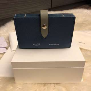 全新有單Full Set Celine Card Holder/銀包仔