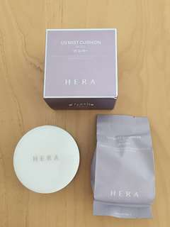 Hera UV Mist Cushion Nude in N23 Refill pack