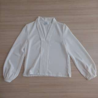 Twenty3 white shirt