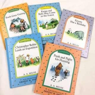 LOT-Winnie the Pooh Storybooks
