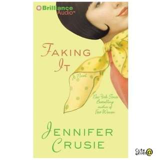 JENNIFER CRUISE BESTSELLER: FAKING IT