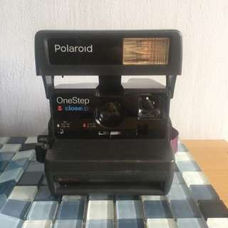 Vintage Polaroid Camera 600 One Step