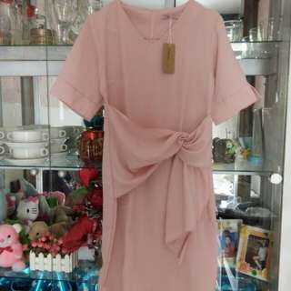 Dress wanita | dress kondangan | dress calm